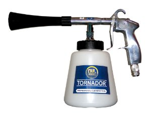 Pistola de Limpeza Tornador Black Profissional Z-020 - Car Tool