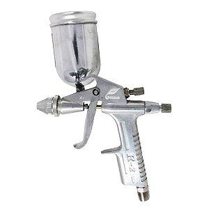 Pistola de Pintura Gravitacional Tipo Aerógrafo R2 - Aguia