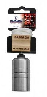 Prumo de Face (Parede) de 400g Ramada - Simetal