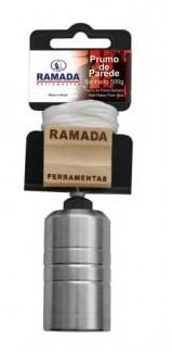 Prumo de Face (Parede) de 750g Ramada - Simetal
