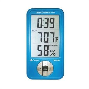 Relógio Termohigrômetro MT-240 - Minipa