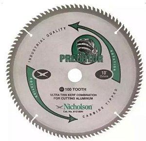 Serra Circular de 7.1/4 x 20mm com 40 dentes - Nicholson