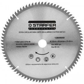 Serra Circular de 7.1/4 x 20mm com 60 dentes - Starfer