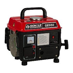 Gerador de Energia Portátil à Gasolina GE-950 127V - Schulz
