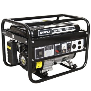 Gerador de Energia Portátil à Gasolina S2500MG Bivolt - Schulz