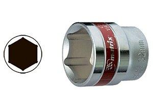 Soquete Sextavado de 1/2 x 13mm - MTX