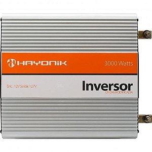 Inversor de Energia de 12V 400W 127V - Hayonik