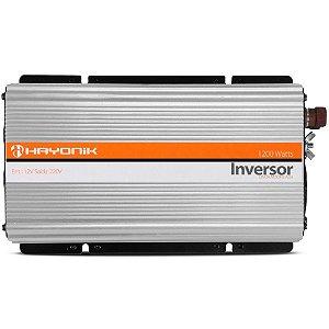 Inversor de Energia 12V 1200W - Hayonik