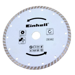 Disco Diamantado de 200mm Liso - Einhell