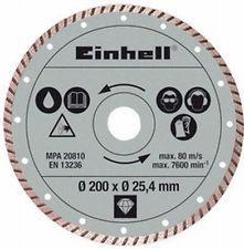 Disco Diamantado de 200mm Turbo - Einhell