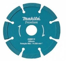 Disco Diamantado de 4.1/2 Segmentado Premium B-18085 - Makita