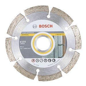Disco Diamantado de 4.1/2 Segmentado - Bosch