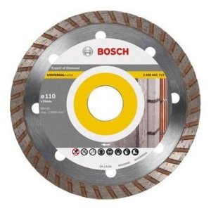 Disco Diamantado de 4.1/2 Turbo - Bosch