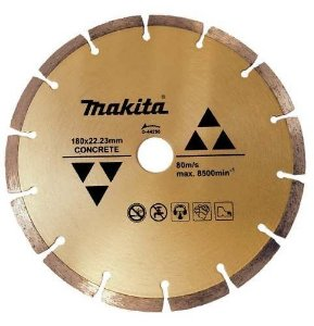 "Disco Diamantado de 7"" Segmentado D-44286 - Makita"