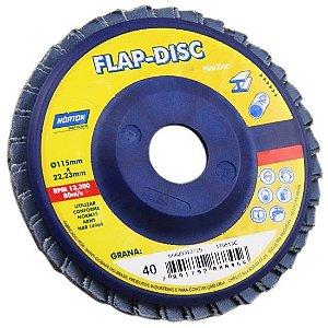 "Disco Flap de 4.1/2"" - Norton"
