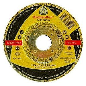 Disco para Desbaste de 4.1/2 x 7/8 A24 Extra - Klingspor