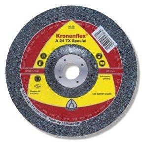 """Disco para Desbaste de 9"""" x 7/8 A24 TX SPECIAL - Klingspor"""