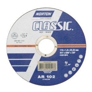 Disco para Ferro de 4.1/2 x 7/8 - Norton