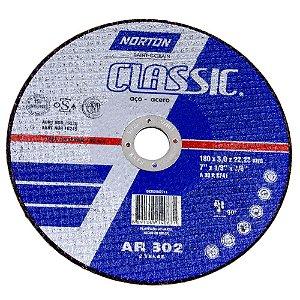 "Disco para Ferro de 7"" x 7/8 Classic - Norton"