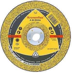 """Disco para Ferro de 7"""" x 7/8 A24 Extra - Klingspor"""