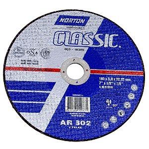 "Disco para Ferro de 9"" x 7/8 Classic - Norton"