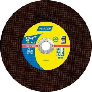 "Disco para Ferro de 12"" x 3/4 Super - Norton"