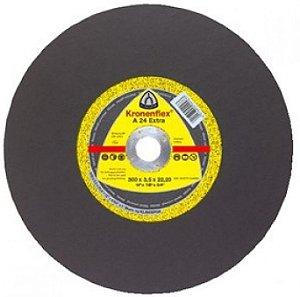 "Disco para Ferro de 12"" x 1"" A24 - Klingspor"