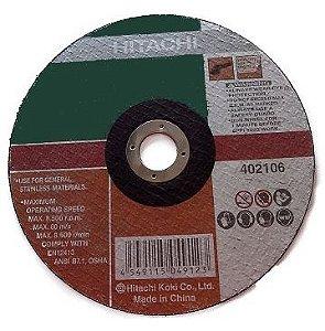 "Disco para Ferro de 14"" x 1"" - Hitachi"