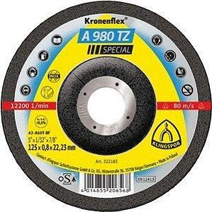 Disco para Inox de 4.1/2 x 1,0mm x 7/8 A960TZ Special Classe Industrial - Klingspor