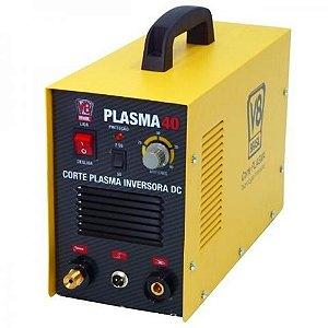 Máquina de Corte Plasma CUT40 220V - V8