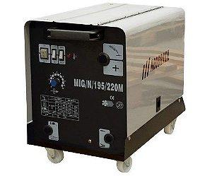 Máquina de Solda MIG 195 FLEX 220 - NeoBrasil