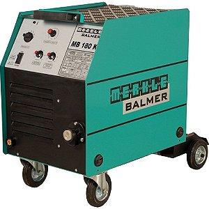 Máquina de Solda MIG MB-180K - Balmer