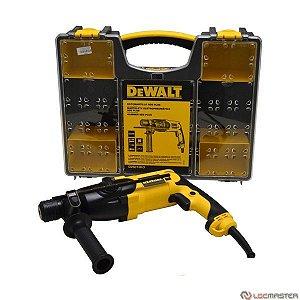 Martelete Perfurador Rompedor Profissional 650W D25013KO 220V - Dewalt