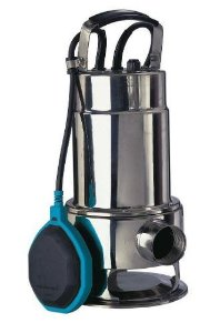 MotoBomba Submersa 1 CV 127V Inox para Água Suja XKS750 SW - Gamma