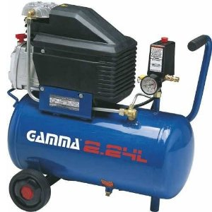 Motocompressor de Ar 8,0 Pés 24 Litros 2.0 Hp - Gamma