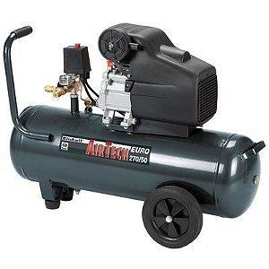 Compressor de Ar 10 Pés 50 Litros 2,5HP 2 Saídas de Ar 270/50 - Einhell