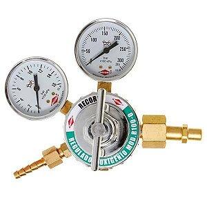 Regulador de Pressão Oxigênio R100-O - Record
