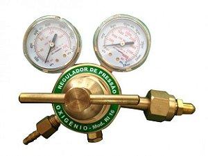 Regulador de Pressão Oxigênio RI-16 - Aferisolda