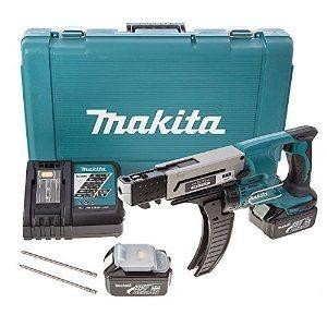 Parafusadeira Auto-Alimentação de 18V DFR550RFE 220V - Makita