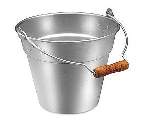 Balde de Alumínio 20 litros