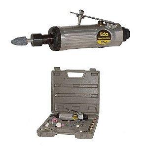 Retífica Pneumática Mini Esmeril de Ar com Maleta e Kit - EDA