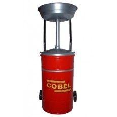 Coletor de Óleo com Carrinho de 50 litros - Cobel