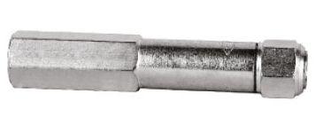 """Esguicho Lavador em Metal de 1/2"""" - Steula"""