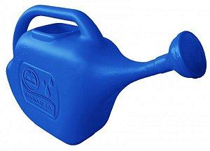 Regador Plástico Azul de 10 litros - Metasul