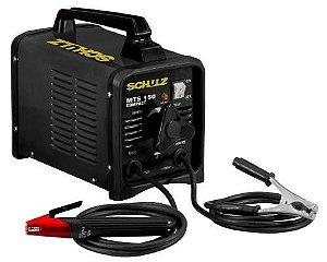 Máquina Transformador De Solda Elétrica 150 Turbo - Schulz