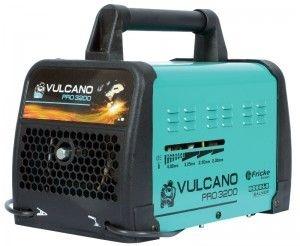 Máquina Transformador de Solda Elétrica 260 Vulcano PRO 3200 Bivolt - Balmer