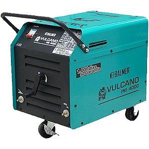 Máquina Transformador de Solda Vulcano IND4000 Trifásico 220V - Balmer