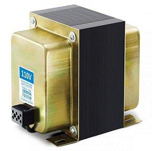 Transformador Voltagem Bivolt 10000VA/7000W - Emplac