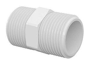 Conexão Niple PVC Branco (Várias Medidas) - Krona