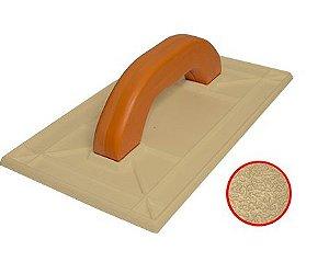 Desempenadeira em PVC Corrugada  (Várias Medidas) - Plastmav